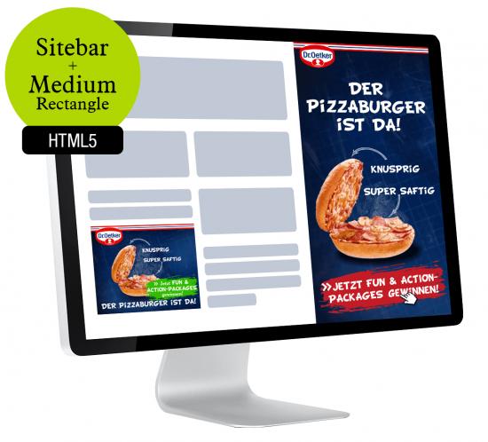 Portfolio - Pizzaburger