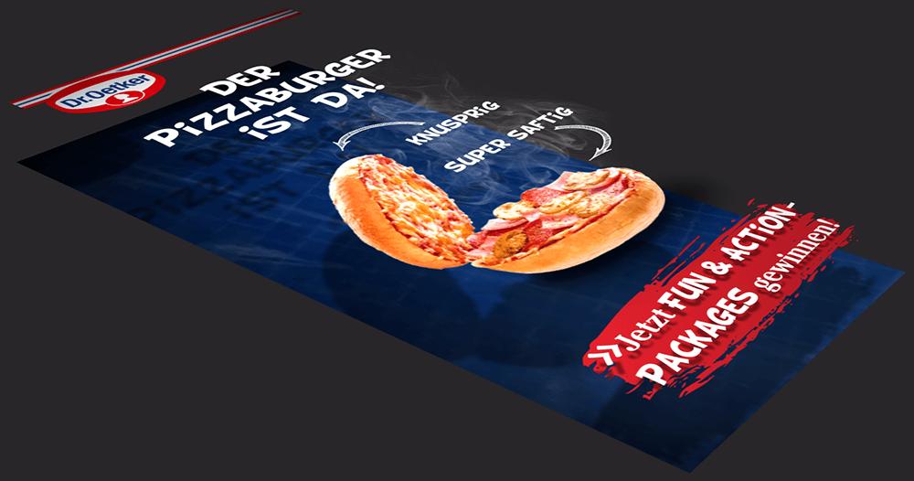 Sitebar Pizzaburger   Layeranimation from soxxs